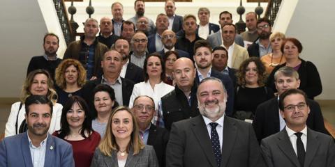 Municipios de Granada, Huelva y Almería se adhieren a las ayudas para la rehabilitación de viviendas