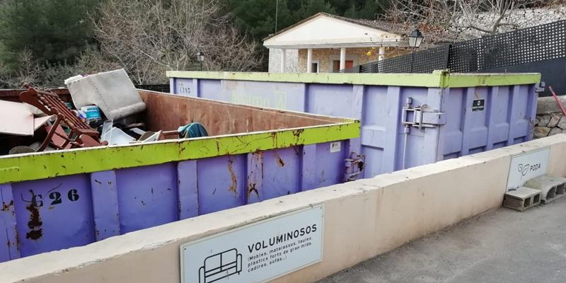 gestión de residuos en las Islas Baleares.