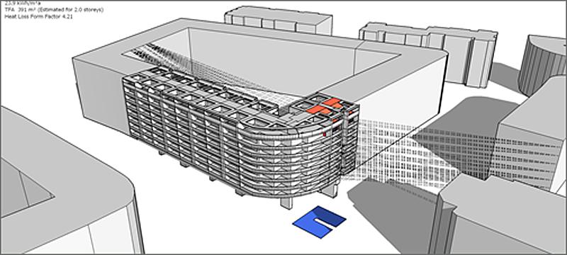 Figura 2. Modelado designPH de E07 en Fase II.