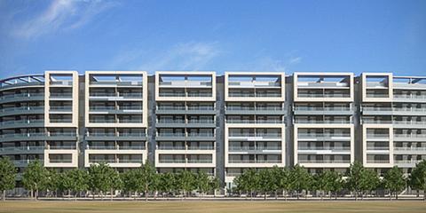 Basa de la Mora, edificio residencial de 165 viviendas mediante estándar Passivhaus