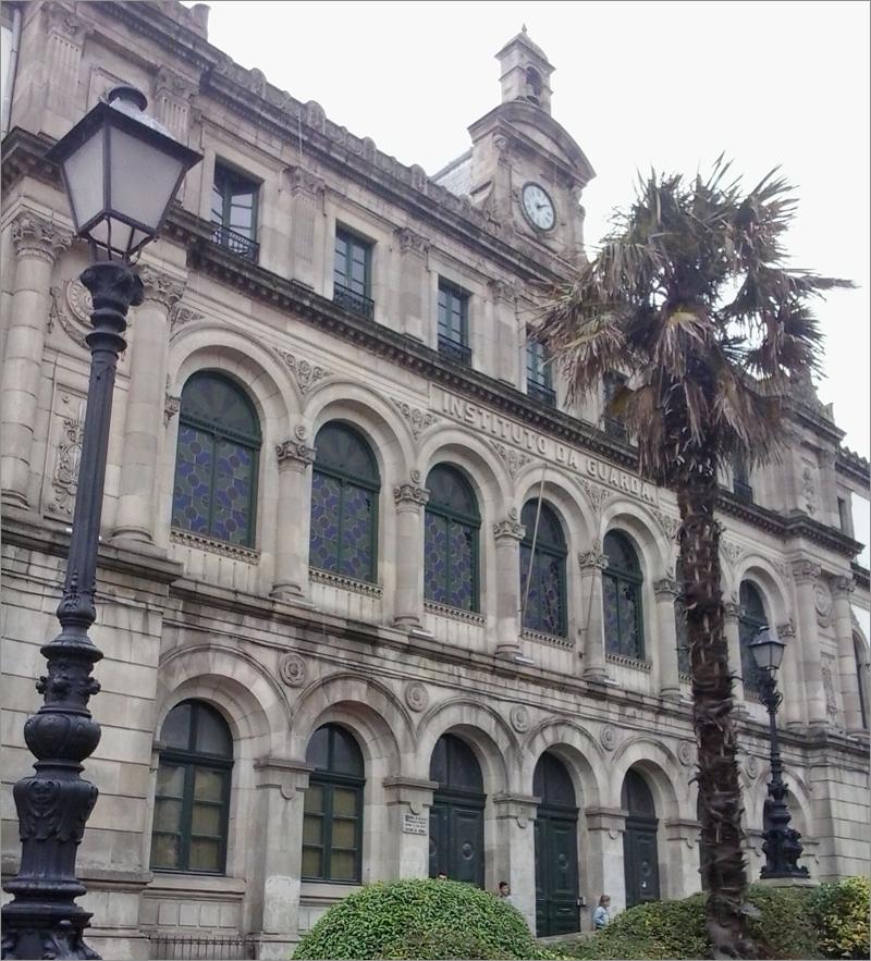 edificio IES Eusebio da Guarda A Coruña en a coruña