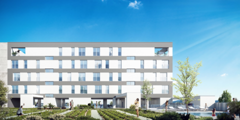 Edificio residencial Arroyofresno ECN Passivhaus