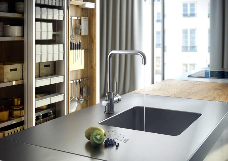 sistema de filtración para agua domestica genebre