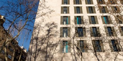 El primer hotel de nueva construcción en alcanzar BREEAM Muy Bueno se encuentra en Barcelona