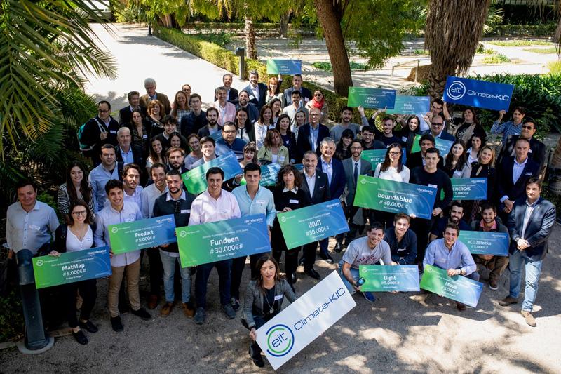 ganadores de EIT Climate-KIC