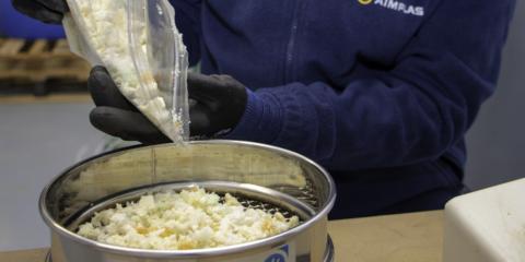 El proyecto FOAM2FOAM permitirá reciclar residuos de poliuretano para fabricar nuevos productos