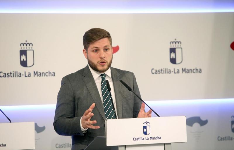 Nacho Hernando de Castilla la mancha