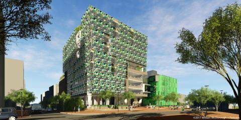 Arquitectura Cradle to Cradle en la construcción del nuevo edificio universitario EAN Legacy en Colombia