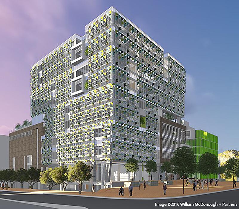 fachada de la universidad Ean Legacy