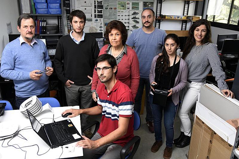 investigadores de la Universidad Nacional de La Plata