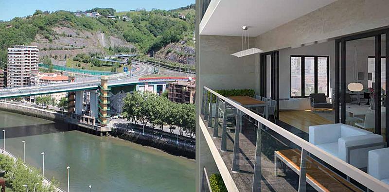 Museoalde vista apartamento exterior