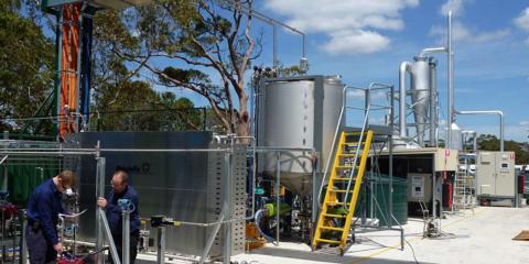 La planta de reciclaje químico del país asiático Timor-Leste propiciará la economía circular de los desechos plásticos