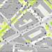 La herramienta GreenDex cuantifica por satélite la vegetación urbana para mostrarla a través de un mapa