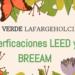 El 'Libro Verde de Soluciones Constructivas' de LafargeHolcim será útil en la consecución de certificaciones ambientales