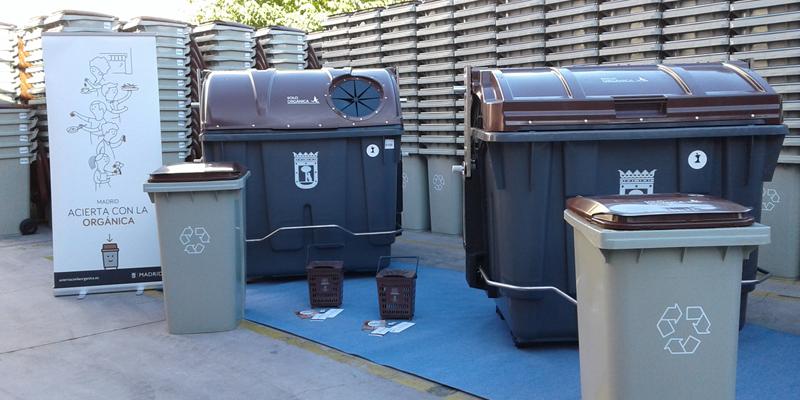 gestión de residuos de madrid