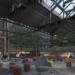 El nuevo espacio de coworking de Valencia 'La Centrifugadora' tendrá un diseño sostenible con cubierta verde