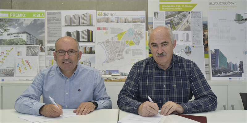 firma entre Ayto Pamplona y Nasuvinsa