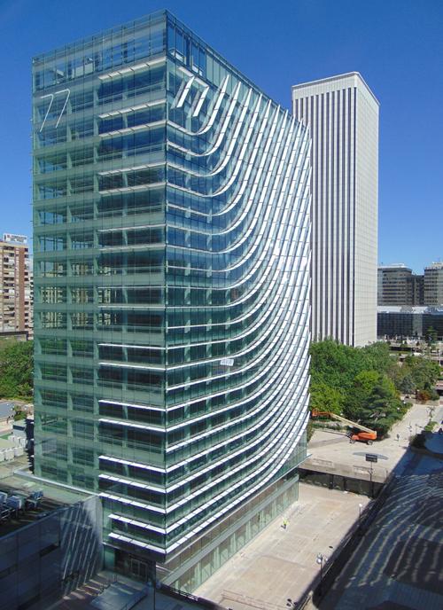 edificio Castellana 77 Edificio Castellana 77 Imagen ©luis vidal + arquitectos