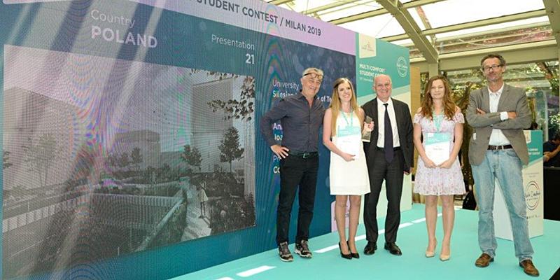 ganadores premio Saint Gobain proyecto coliving