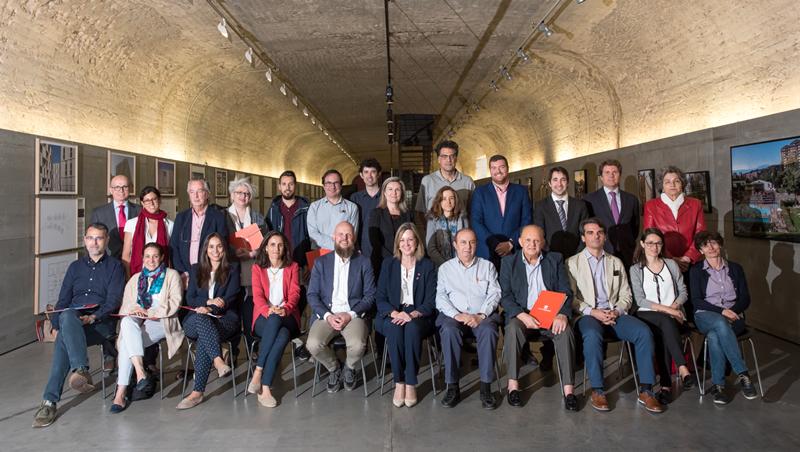 Primera reunión Comité Técnico del VI Congreso Edificios Energía Casi Nula
