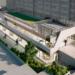 Comienza la rehabilitación que transformará un centro médico en un edificio de oficinas sostenible en Madrid