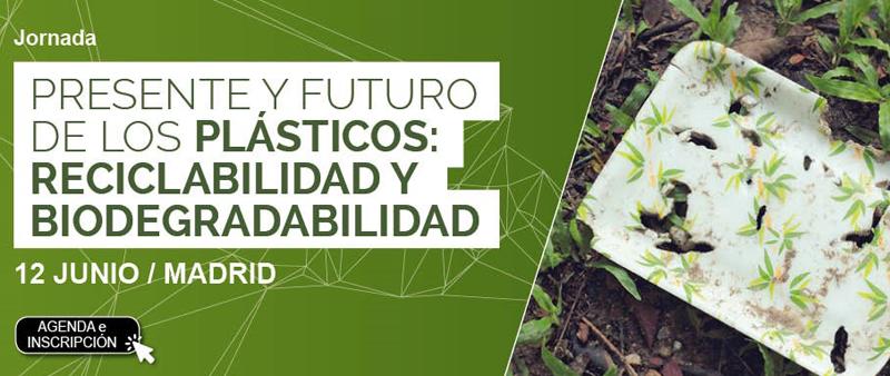 jornada técnica 'Presente y futuro de los plásticos: reciclabilidad y biodegradabilidad