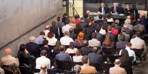 Grupo Tecma Red y Ministerio de Fomento lanzan el VI Congreso Edificios Energía Casi Nula con la mirada en 2050