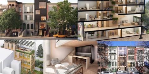 Nueva York promueve un concurso para diseñar viviendas asequibles y sostenibles en pequeñas parcelas públicas