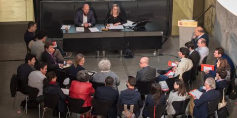 Primera reunión Comité Técnico VI Congreso Edificios Energía Casi Nula
