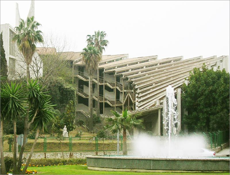 Escuela de Arte de Algeciras (Cádiz)