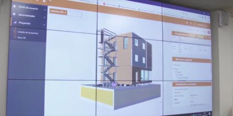 Kubik.4.0: el primer gemelo digital de un edificio