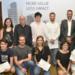 Los alumnos de arquitectura son premiados en la XXIV edición del Premio del Prontuario Sika