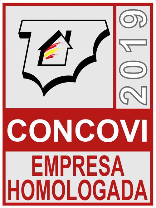 Kömmerling se convierte en empresa homologada de Concovi.