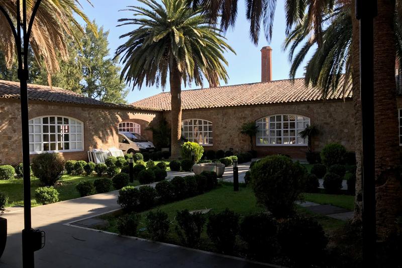 casa de cultura de Villafranca de los Barros