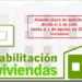 La Junta de Andalucía abre el plazo para solicitar las ayudas a la rehabilitación de viviendas