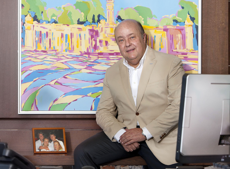 Manuel del Río, CEO de Danosa
