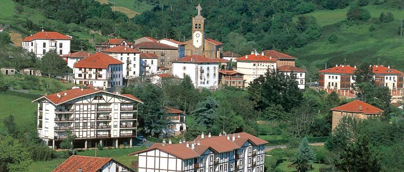 pueblo del país vasco