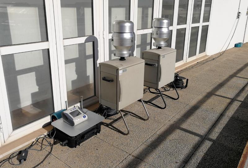 sistema integrado que mide la exposición a nanopartículas en ciudades e industrias