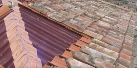 Sistema SIATE de Cubierta Onduline: aislamiento e impermeabilización para cubiertas inclinadas
