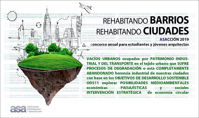concurso Rehabitando barrios, Rehabitando ciudades