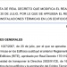 El Proyecto de Real Decreto de modificación del RITE estará abierto a alegaciones hasta el 16 de septiembre