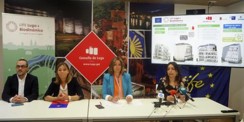Impulso Verde en Lugo será el primer edificio público de madera autóctona en Galicia y de balance energético casi cero