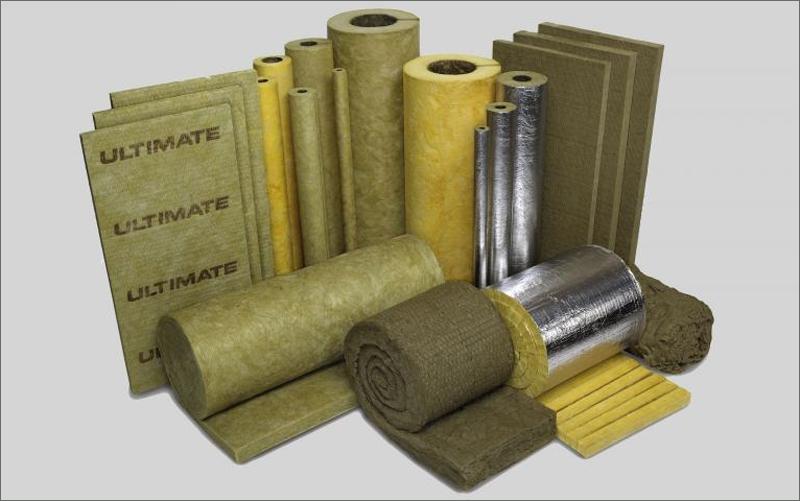 materiales de aislamiento de isover