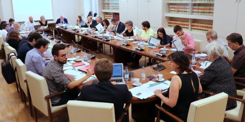 Segunda reunión Comité Técnico VI Congreso Edificios Energía Casi Nula