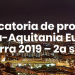 La convocatoria de proyectos 'Eurorregión Nueva Aquitania-Euskadi-Navarra' da cabida a la construcción sostenible