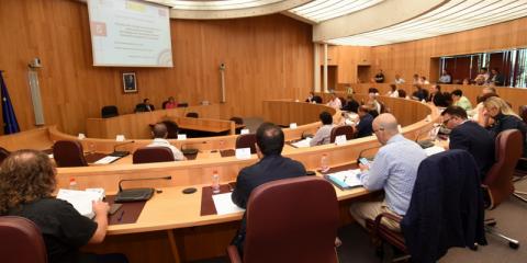 La Diputación de Granada invierte en actuaciones de desarrollo urbano sostenible en el área metropolitana