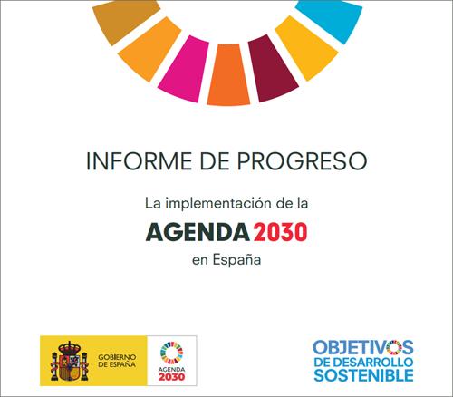 informe de progreso 2019