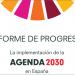 El Gobierno publica el Informe de Progreso sobre la implementación de la Agenda 2030 en España