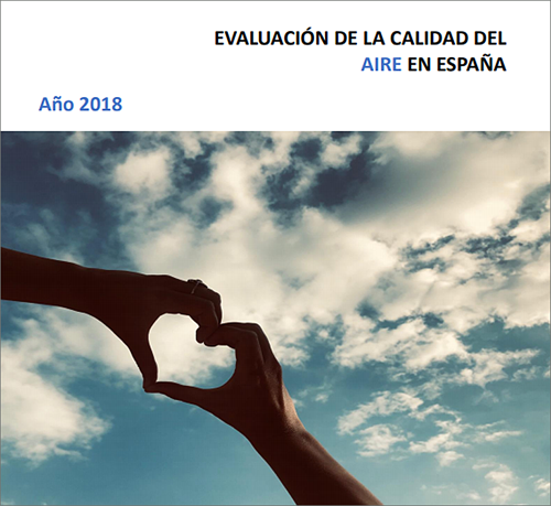 El Informe de Evaluación de la Calidad del Aire del 2018, publicado por el Ministerio, se puede consultar en la web.