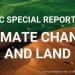El IPCC elabora un informe sobre las soluciones para hacer frente al cambio climático y la degradación de la tierra